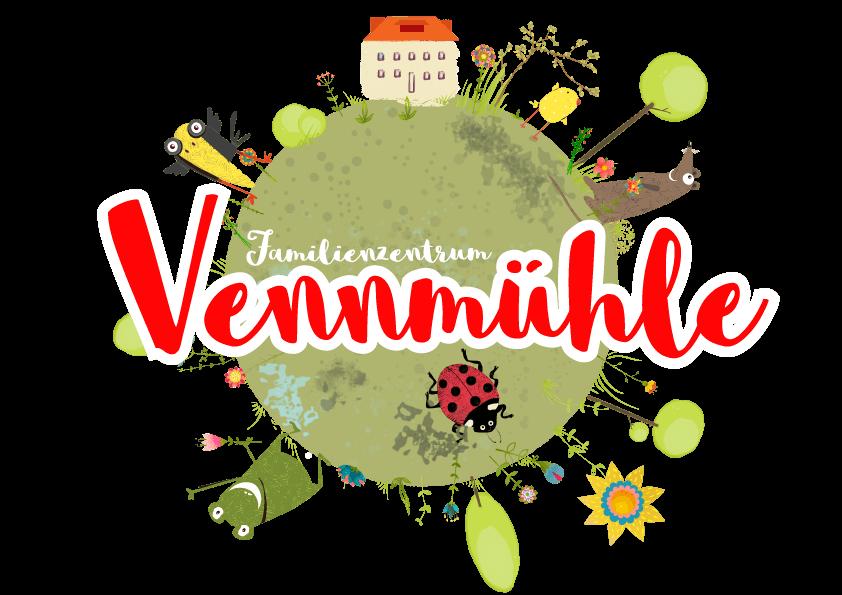 Familienzentrum-Vennmuehle Logo