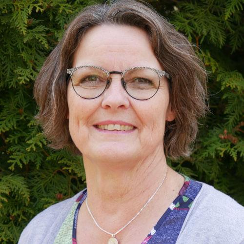 Ingrid Hampel Portrait
