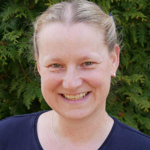 Ivonne Classen Portrait