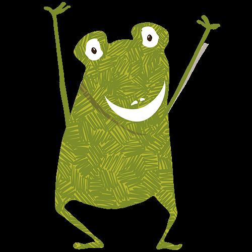 Vennmühle Froschgruppe