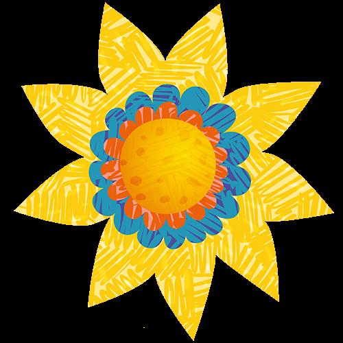 Vennmuehle Sonnenblumengruppe